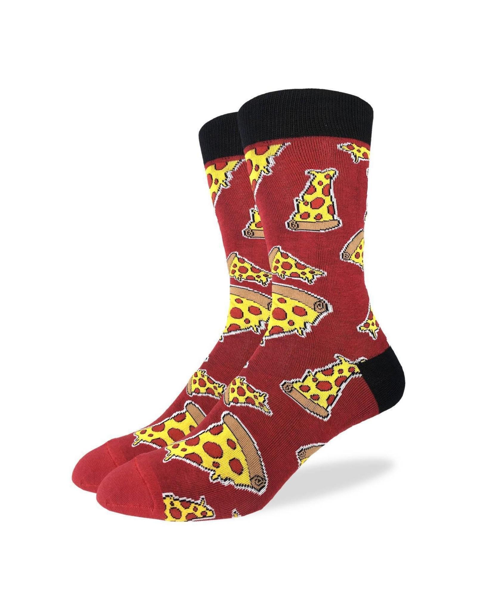 Good Luck Sock Pizza Socks, 7-12