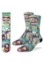 Animal Astronaut Socks, 8-13