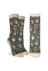 Good Luck Sock Prized Cats Socks, 5-9
