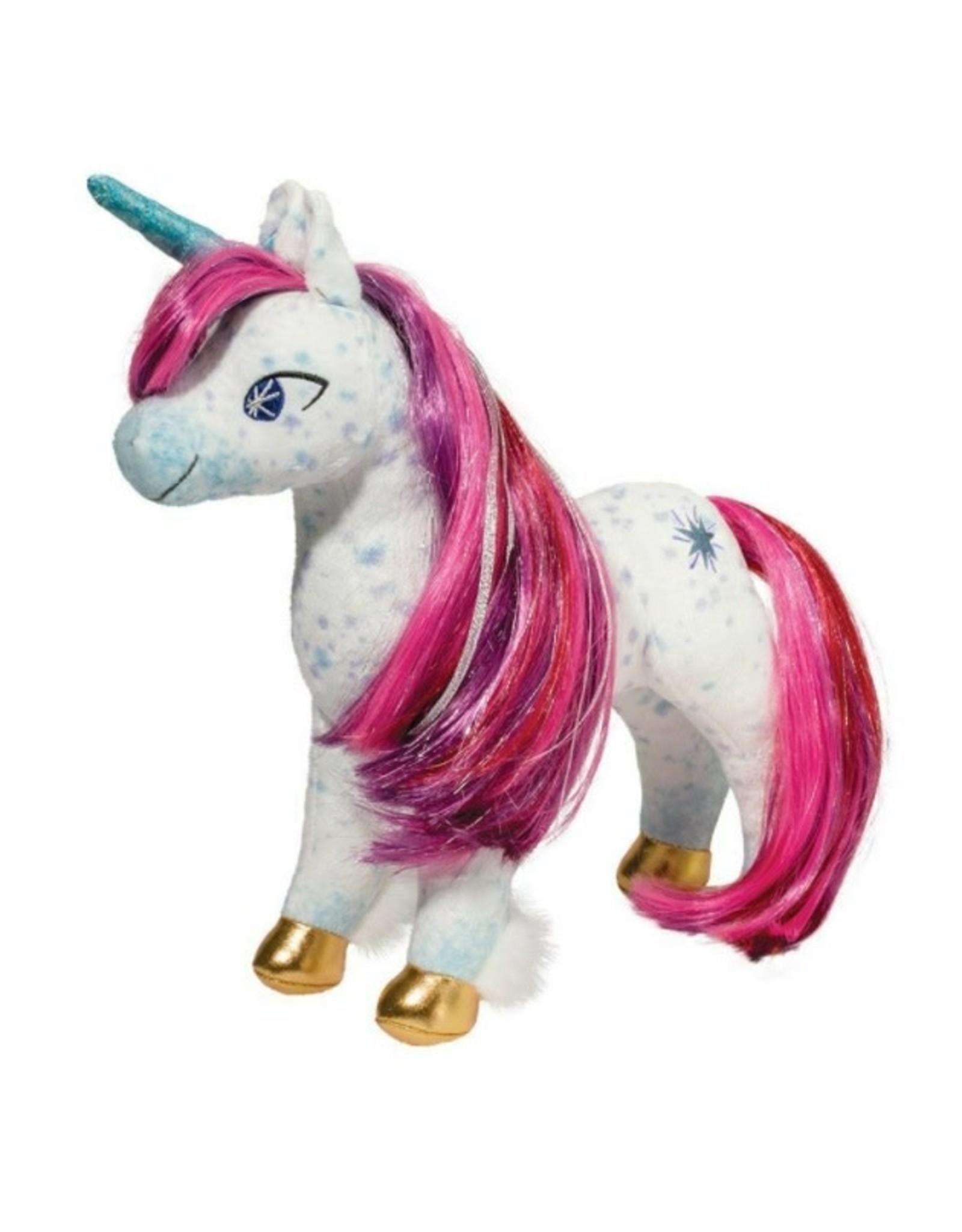 Uni the Unicorn with Brush