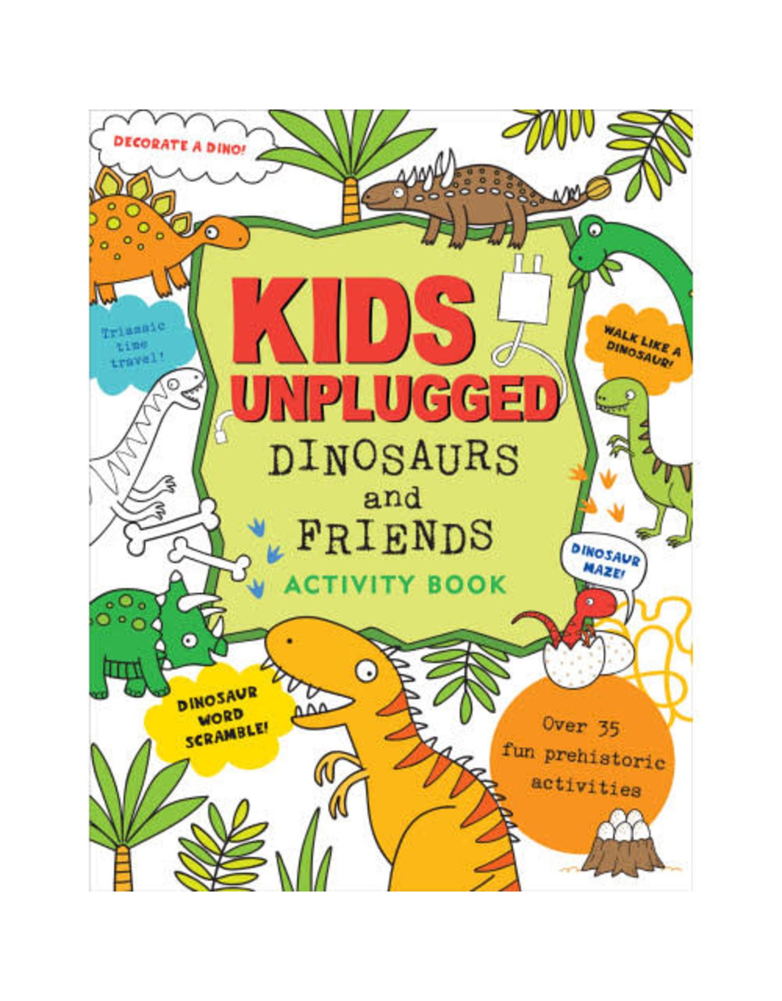 Kids Unplugged: Dinosaurs & Friends