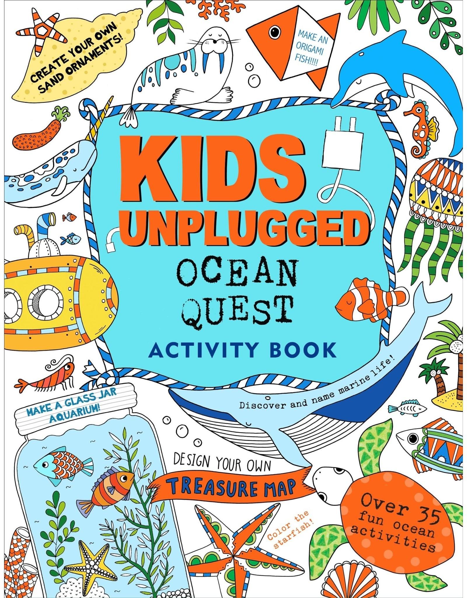 Kids Unplugged: Ocean Quest