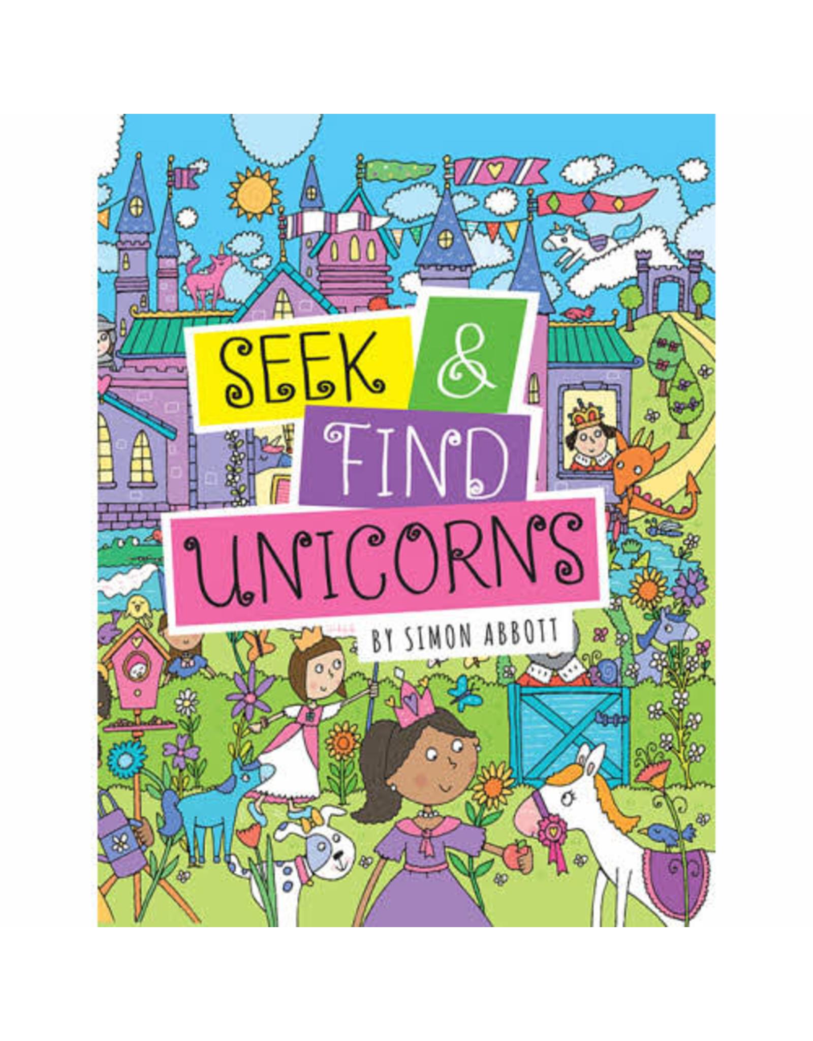 Seek & Find: Unicorns