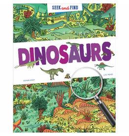 Seek & Find: Dinosaurs