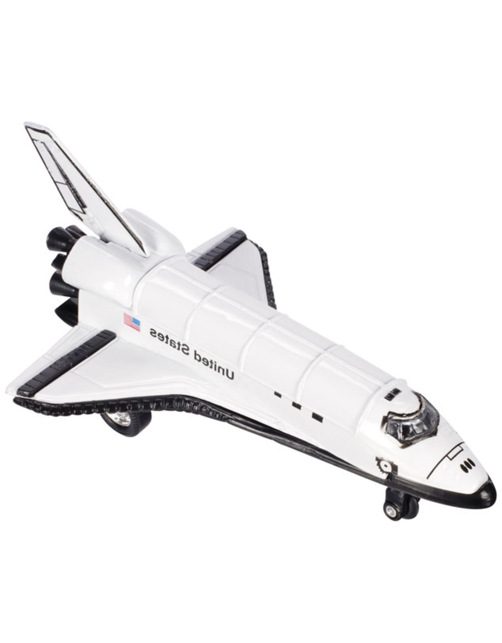 Space Shuttle - pull back