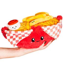 Squishable French Fries Basket - mini