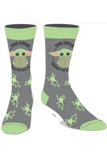 Star Wars  The Child and Frog Socks