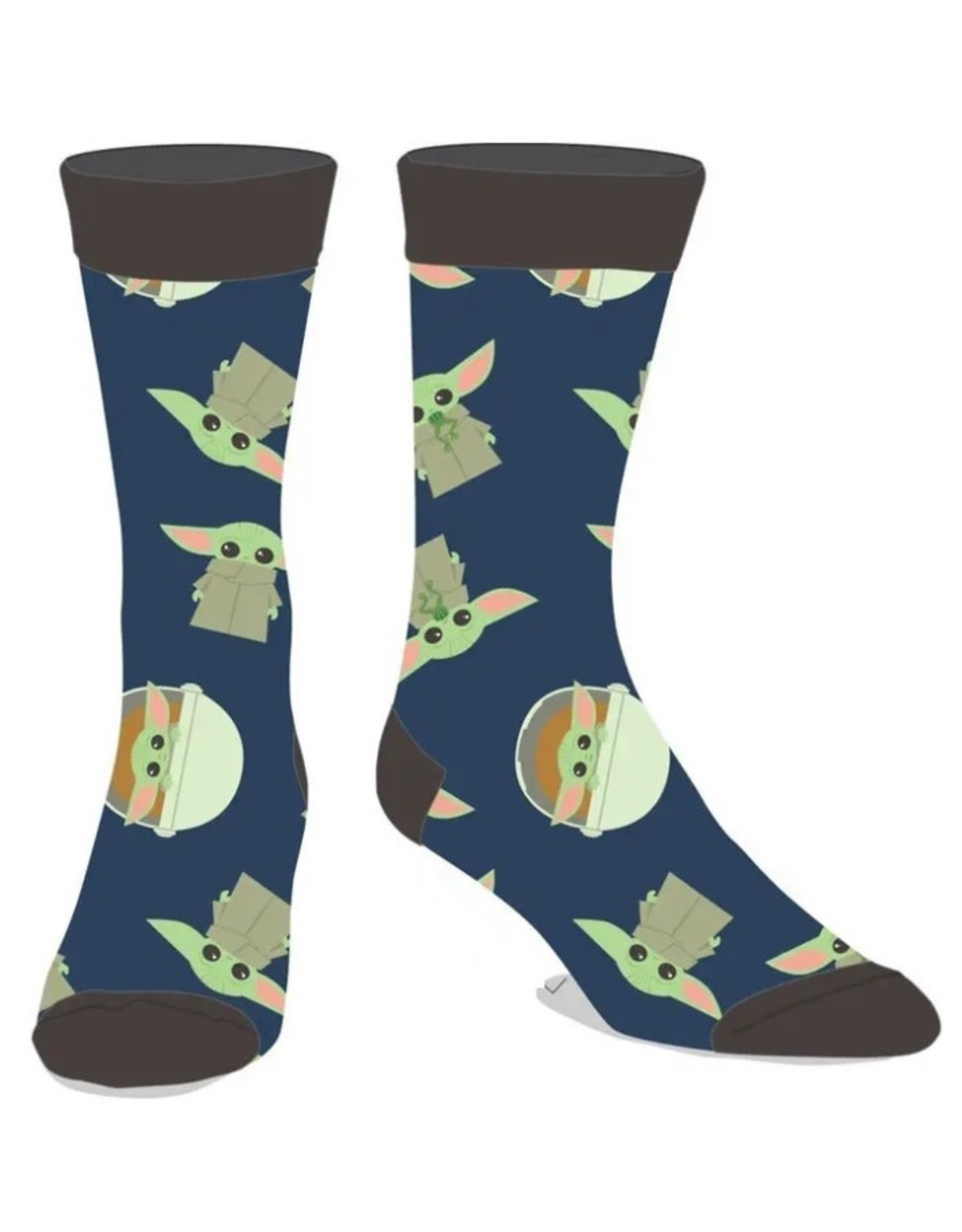 Star Wars  The Child Socks - navy