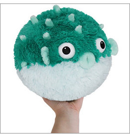 Squishable Teal Puffer Fish