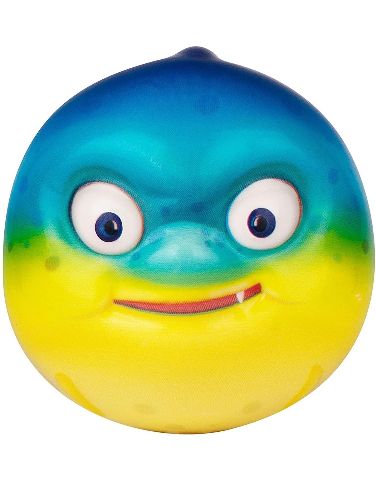 Seanimal Ball - blue and yellow mahi