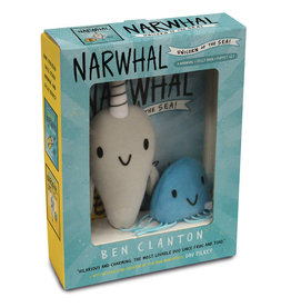 Narwhal Unicorn of the Sea! By Ben Clanton