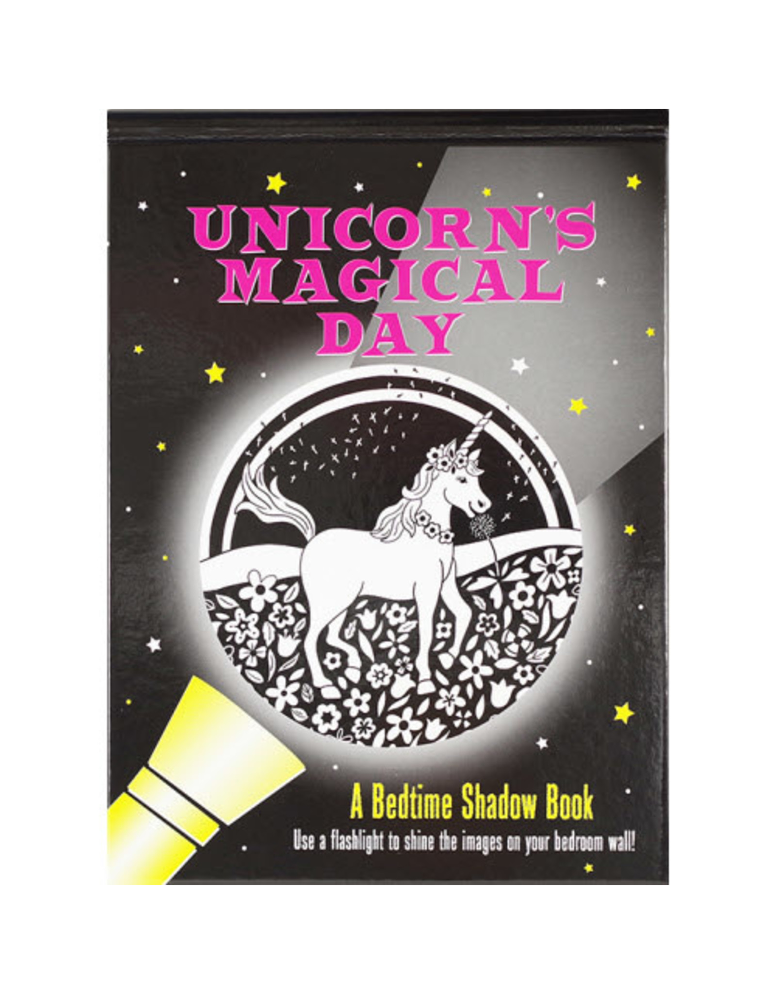 Bedtime Shadow Book: Unicorn's Magical Day