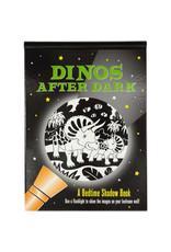 Bedtime Shadow Book: Dinos After Dark