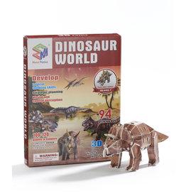 3D Puzzle - Dino World