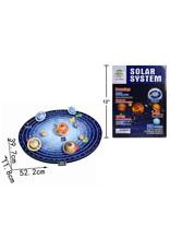Solar System 3D Puzzle (146 pcs)