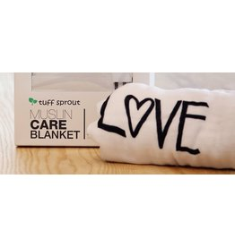 Tuff Sprout Blanket - love