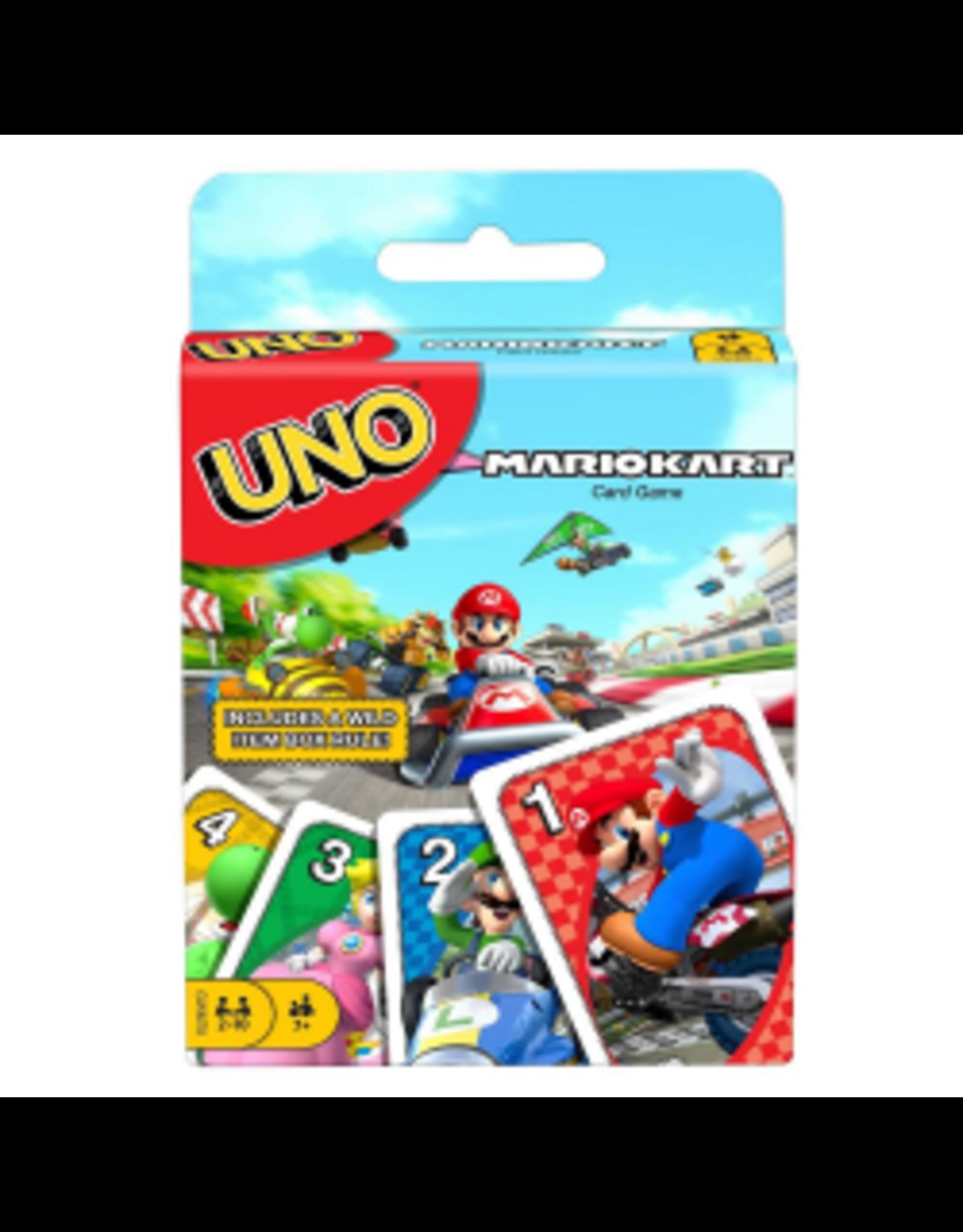 UNO - Mario Kart