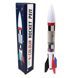 Giant Space Age Rocket Pen
