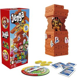 Jenga - Super Mario