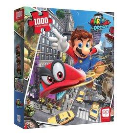 "Puzzle 1000pc - Super Mario Odyssey,""Snapshots"""