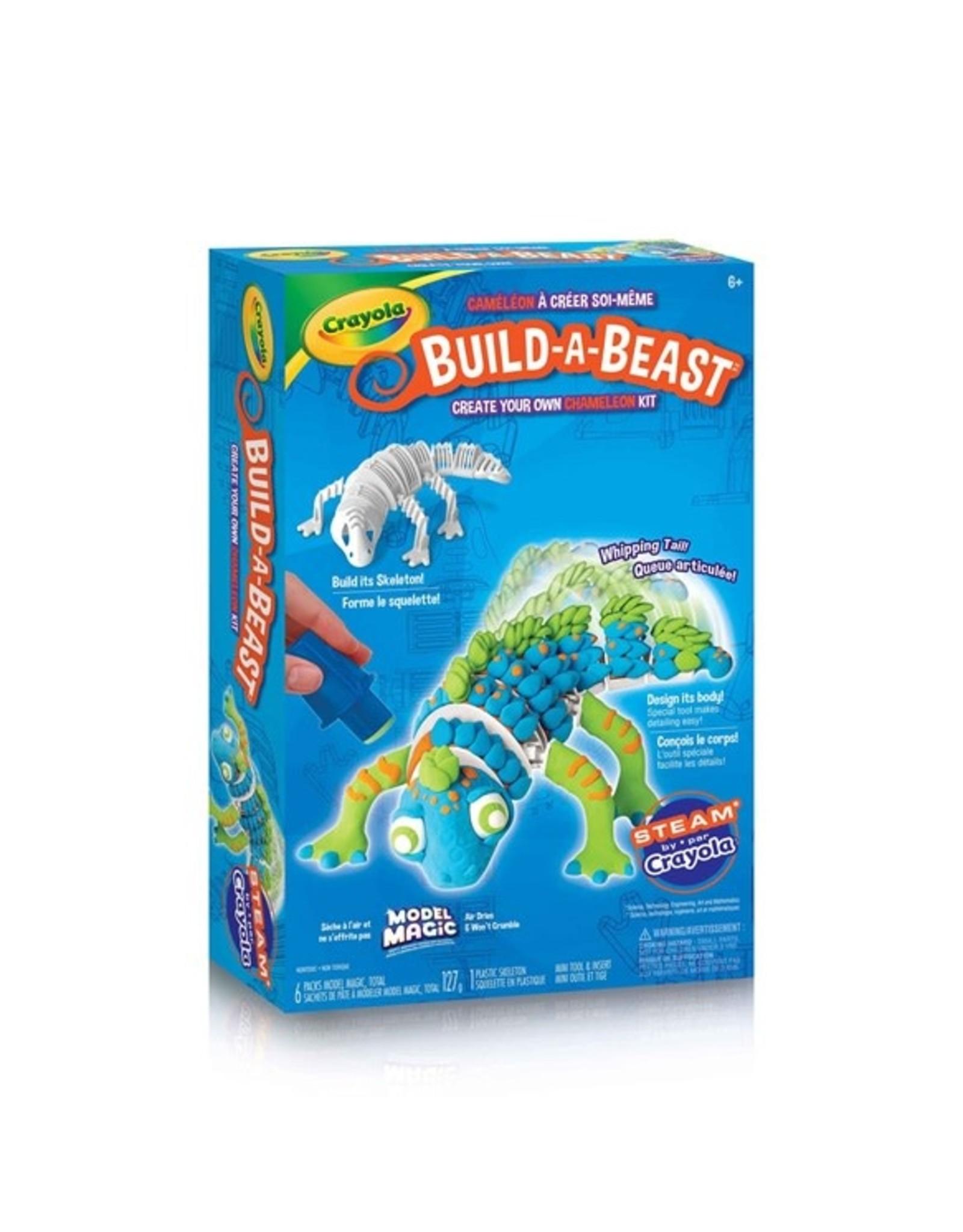 Crayola Build A Beast - Chameleon