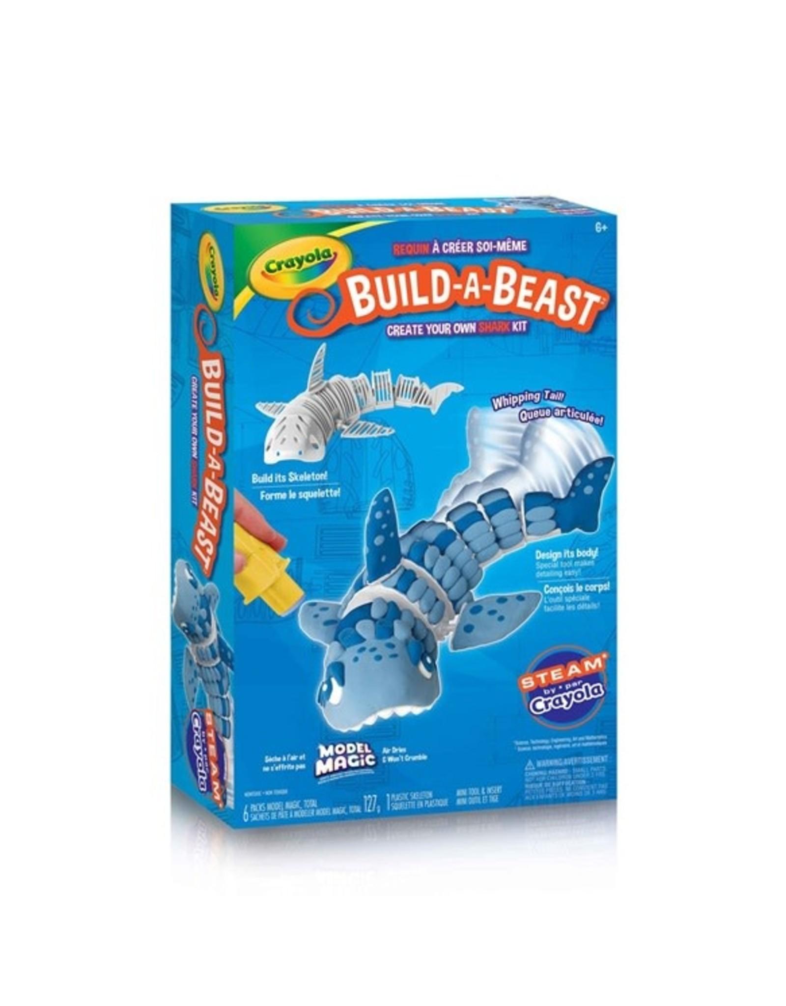 Crayola Build A Beast - Shark