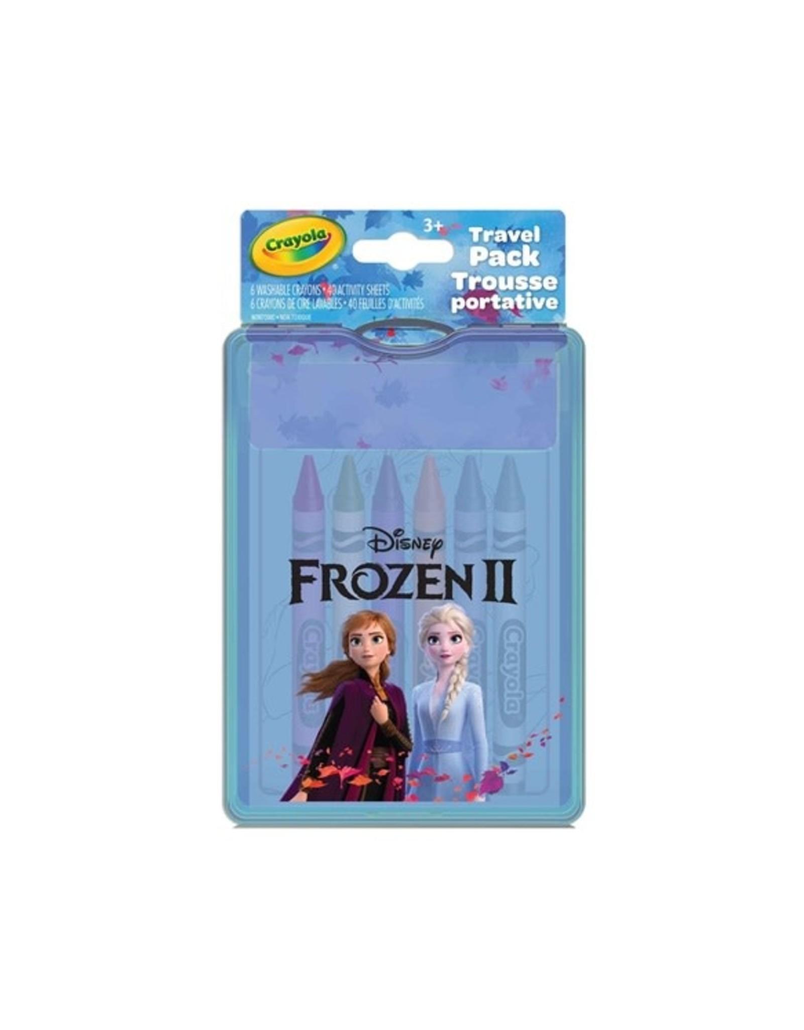 Crayola Travel Pack - Frozen
