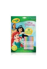 Crayola Disney Princess - CA 7mrkr
