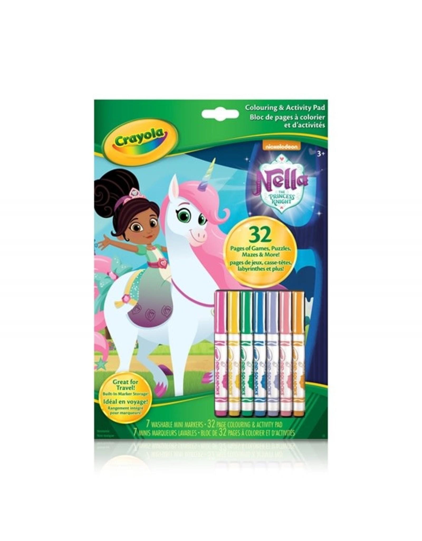 Crayola Nella - CA 7 mrkr