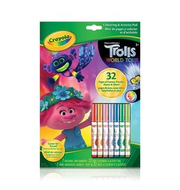 Crayola Trolls 2 - CA 7 mrkr