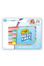 Crayola Colour Wonder Markers 10 ct - pastel