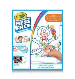Crayola Colour Wonder Drawing Pad