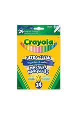 Crayola Fine Line Colossal 24 - washable