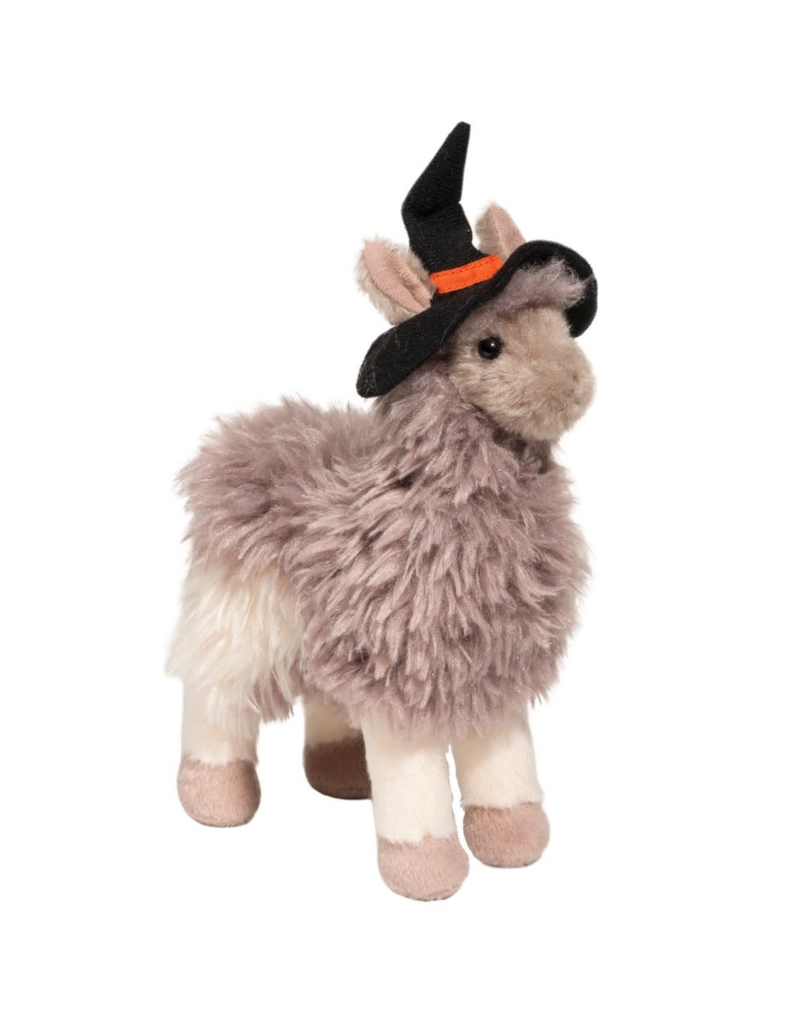Llama - with witch hat