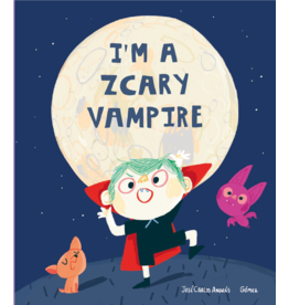 I'm A Scary Vampire by Jose Carlos Andres Gomez