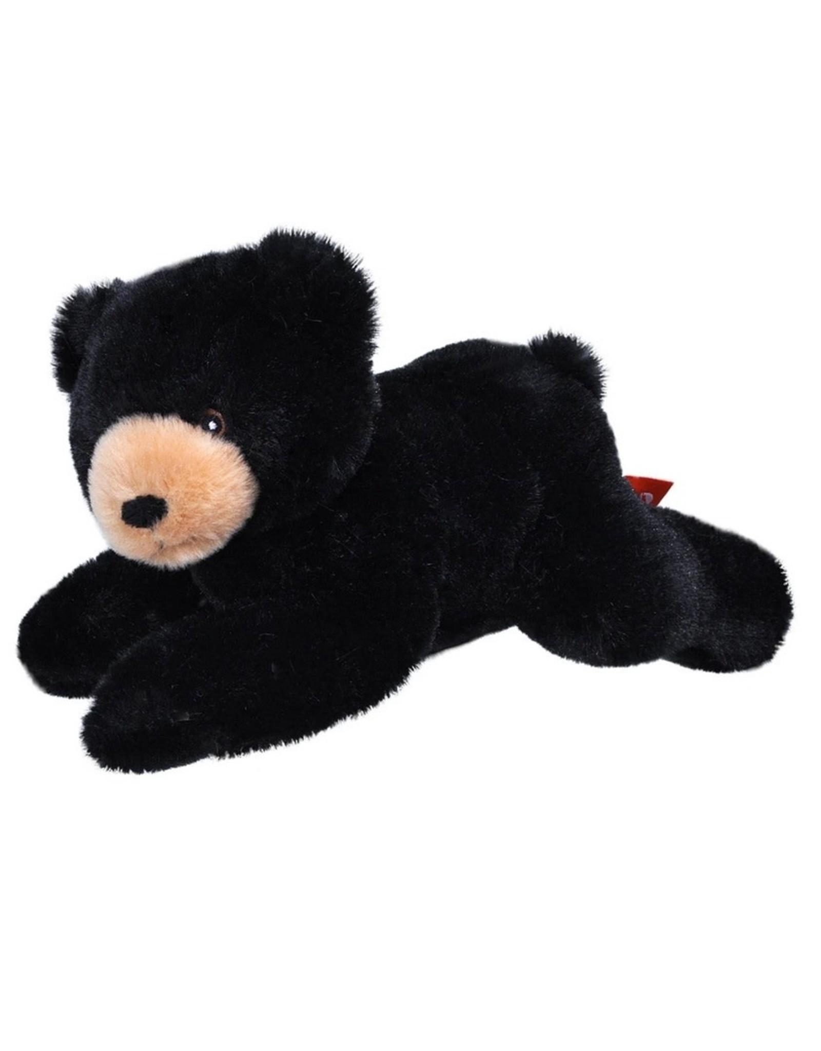 Wild Republic EcoKins - black bear
