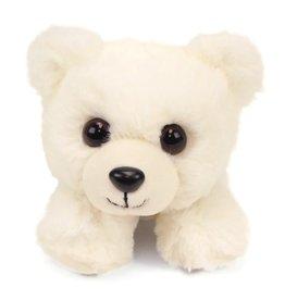 Wild Republic Hug'ems Mini - baby polar bear