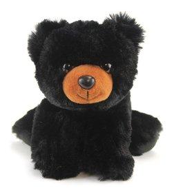 Wild Republic Hug'ems Mini - black bear