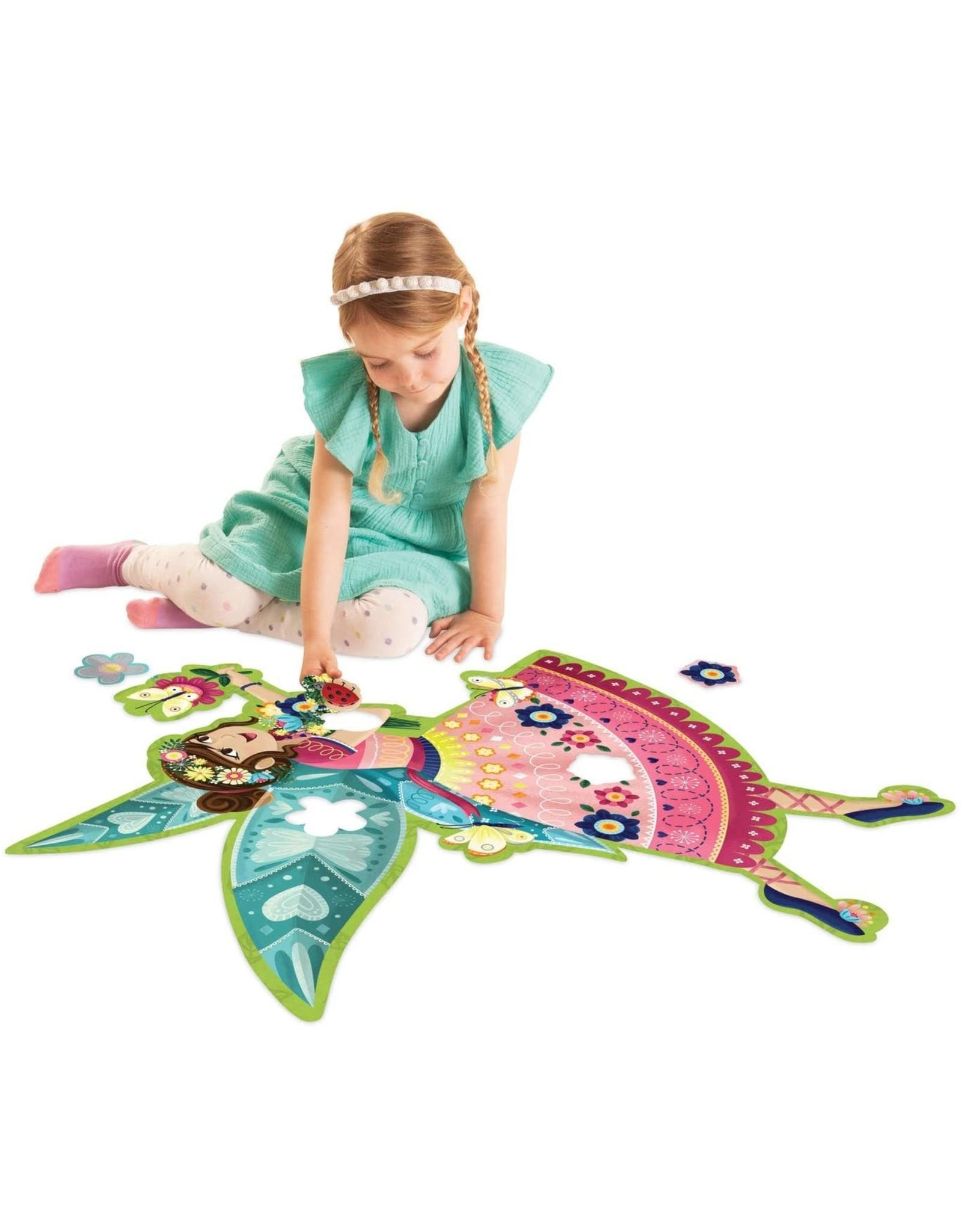 Floor Puzzle - fairy
