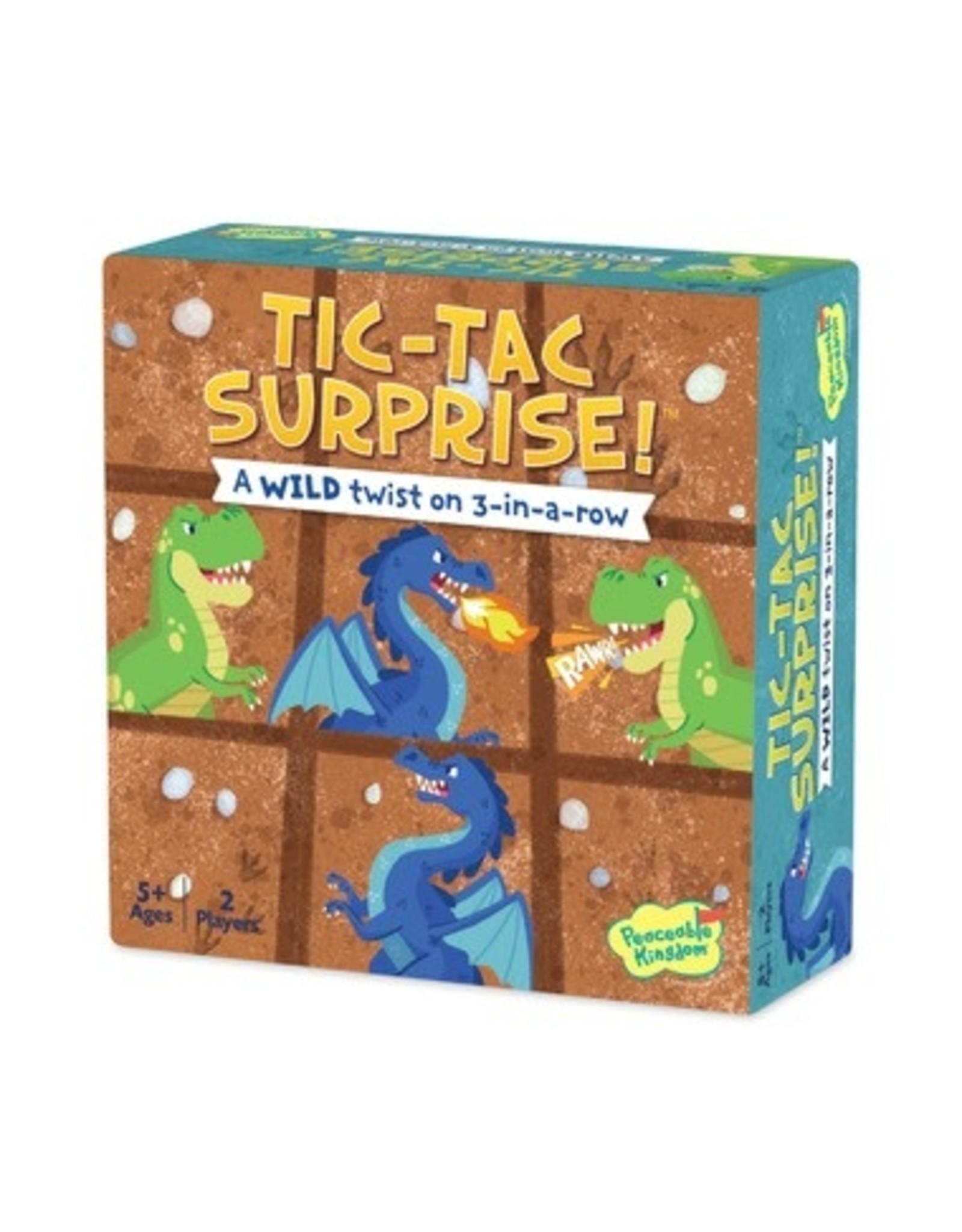 Tic Tac Surprise - Dinos & Dragons