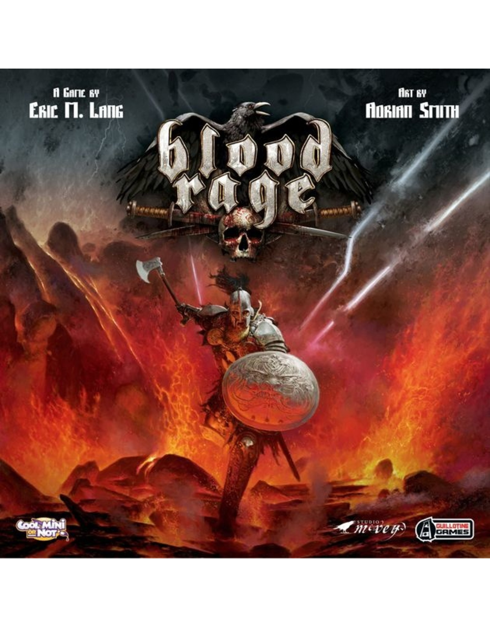 Blood Rage: Core Game