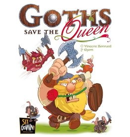 Goths Save the Queen