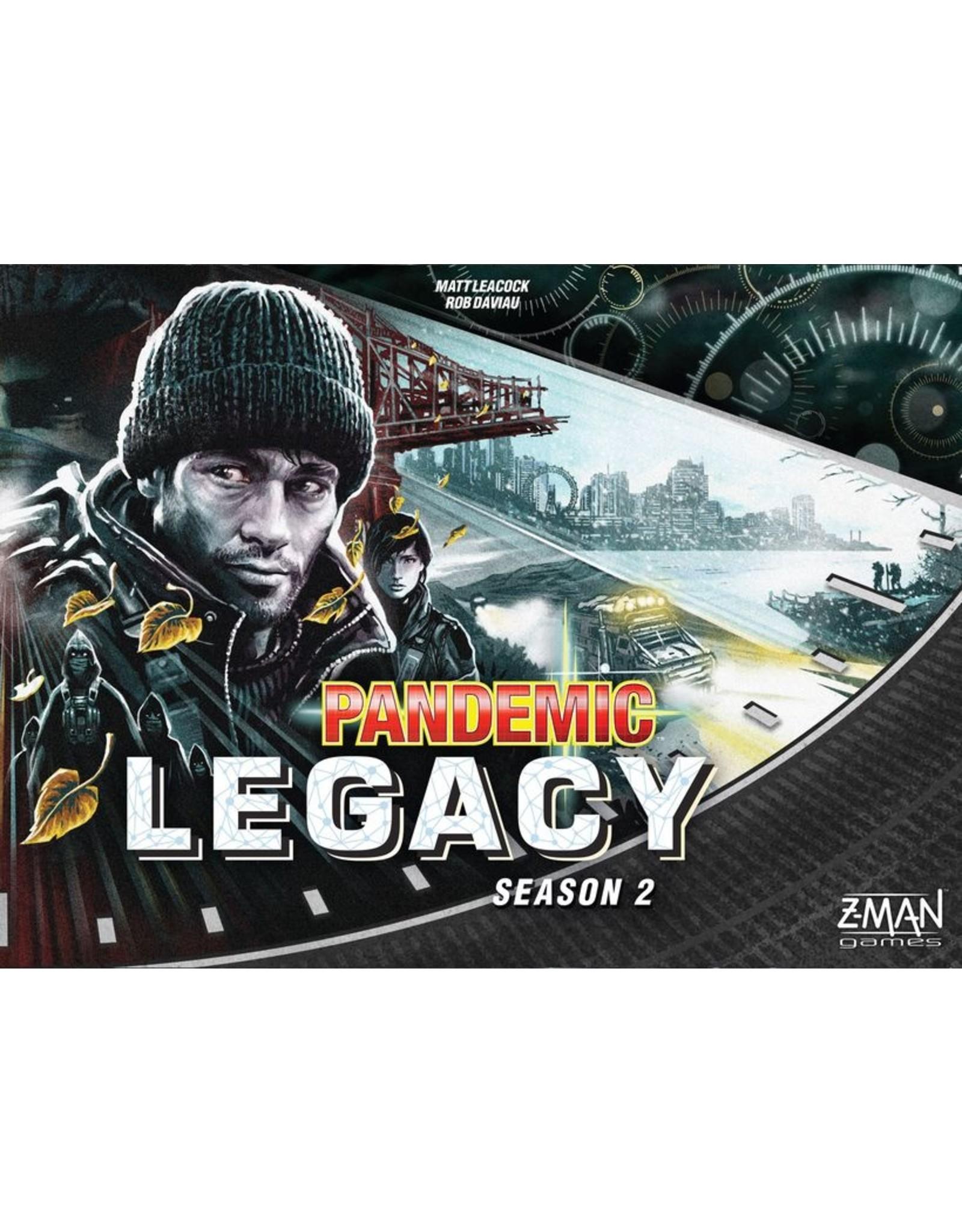 Pandemic: Legacy Season 2 Black