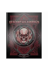 Dungeons & Dragons RPG Dungeons & Dragons Baldur's Gate: Descent Into Avernus Alternate Cover Hardcover