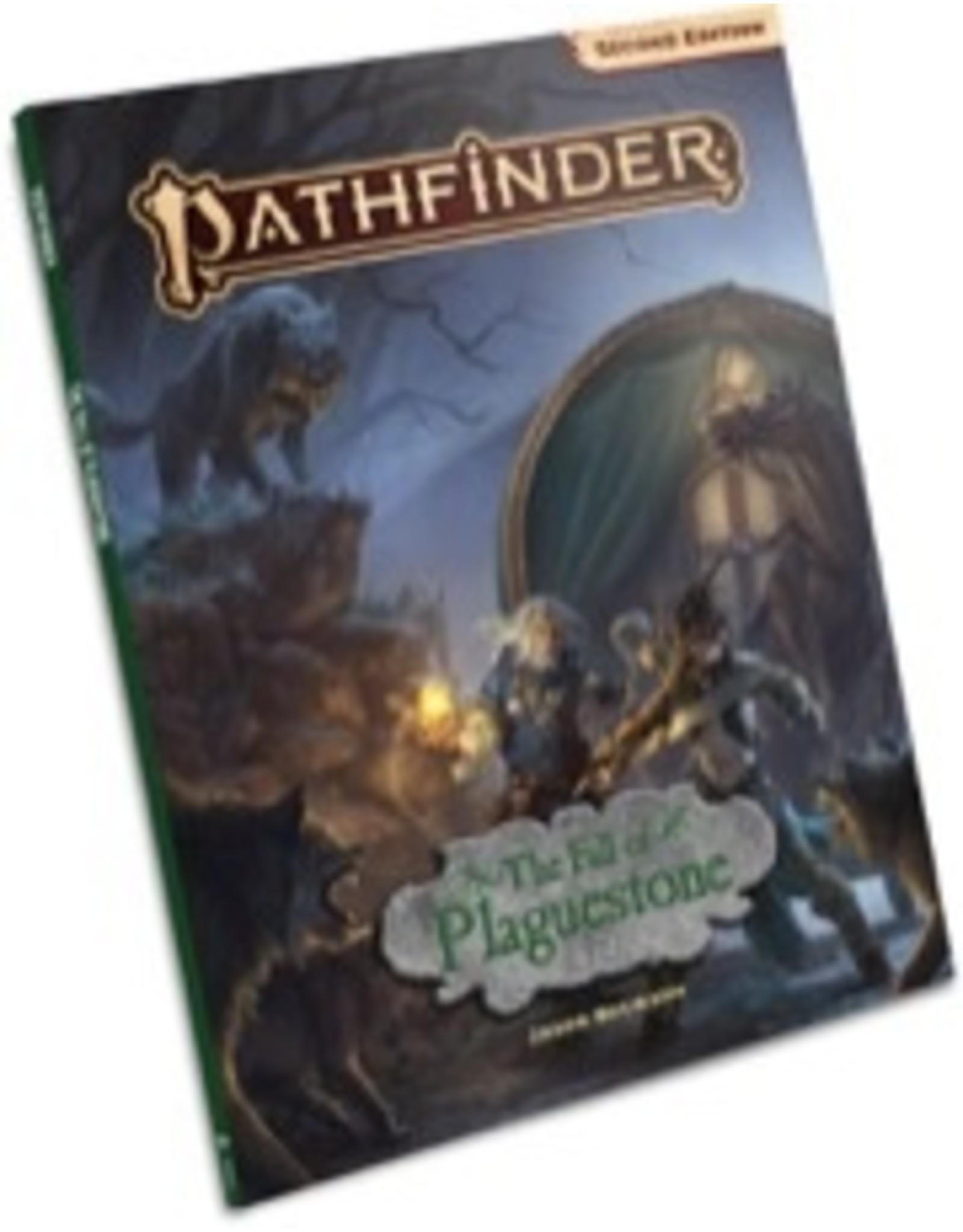 Pathfinder 2E: The Fall of Plaguestone