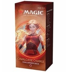 Wizards of the Coast MTG: Challenger Deck 2020: Cavalcade Charge