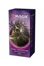 Wizards of the Coast MTG: Challenger Deck 2020: FInal Adventure