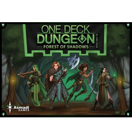 One Deck Dungeon: Forest of Shadows