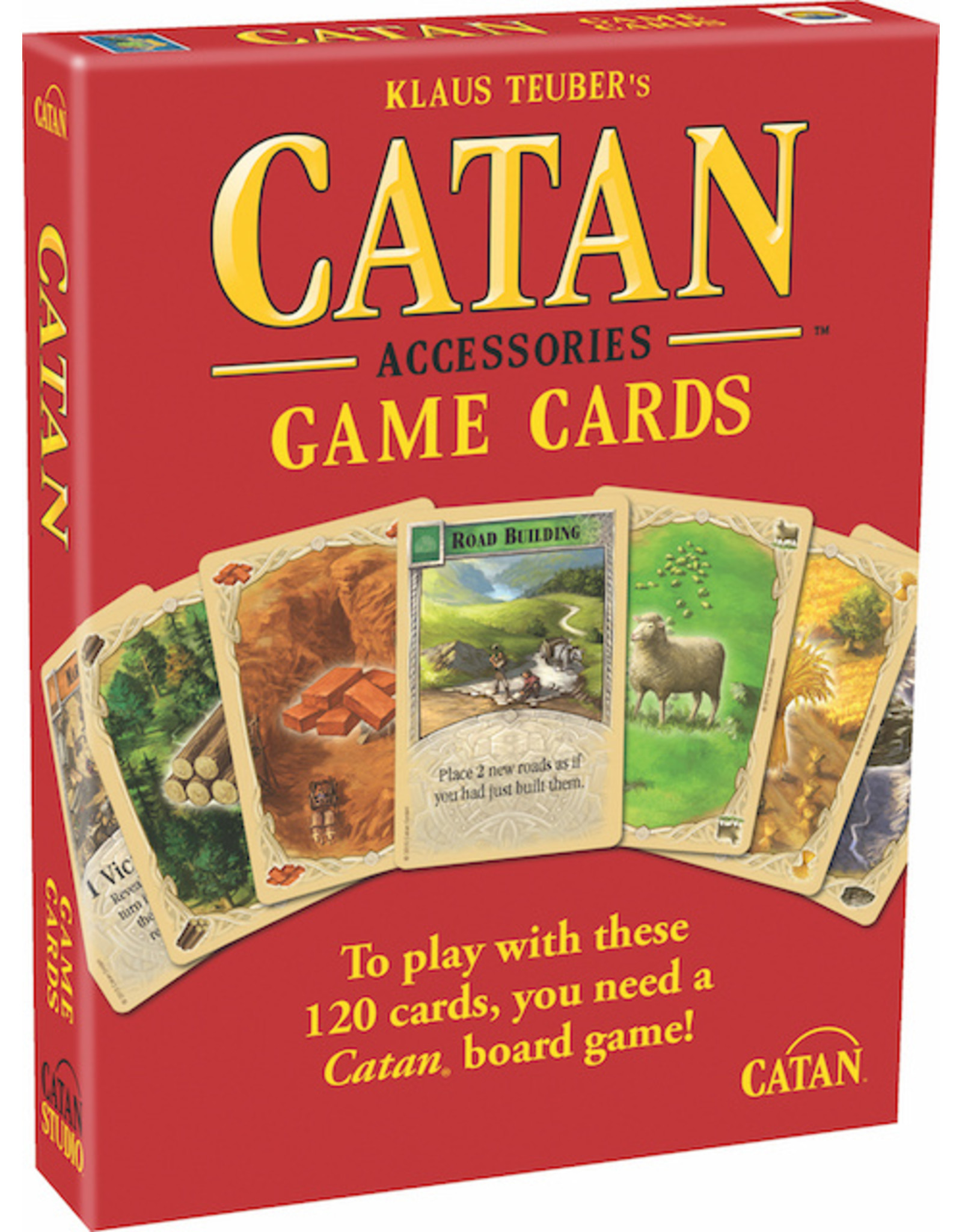 Catan Replacement Cards