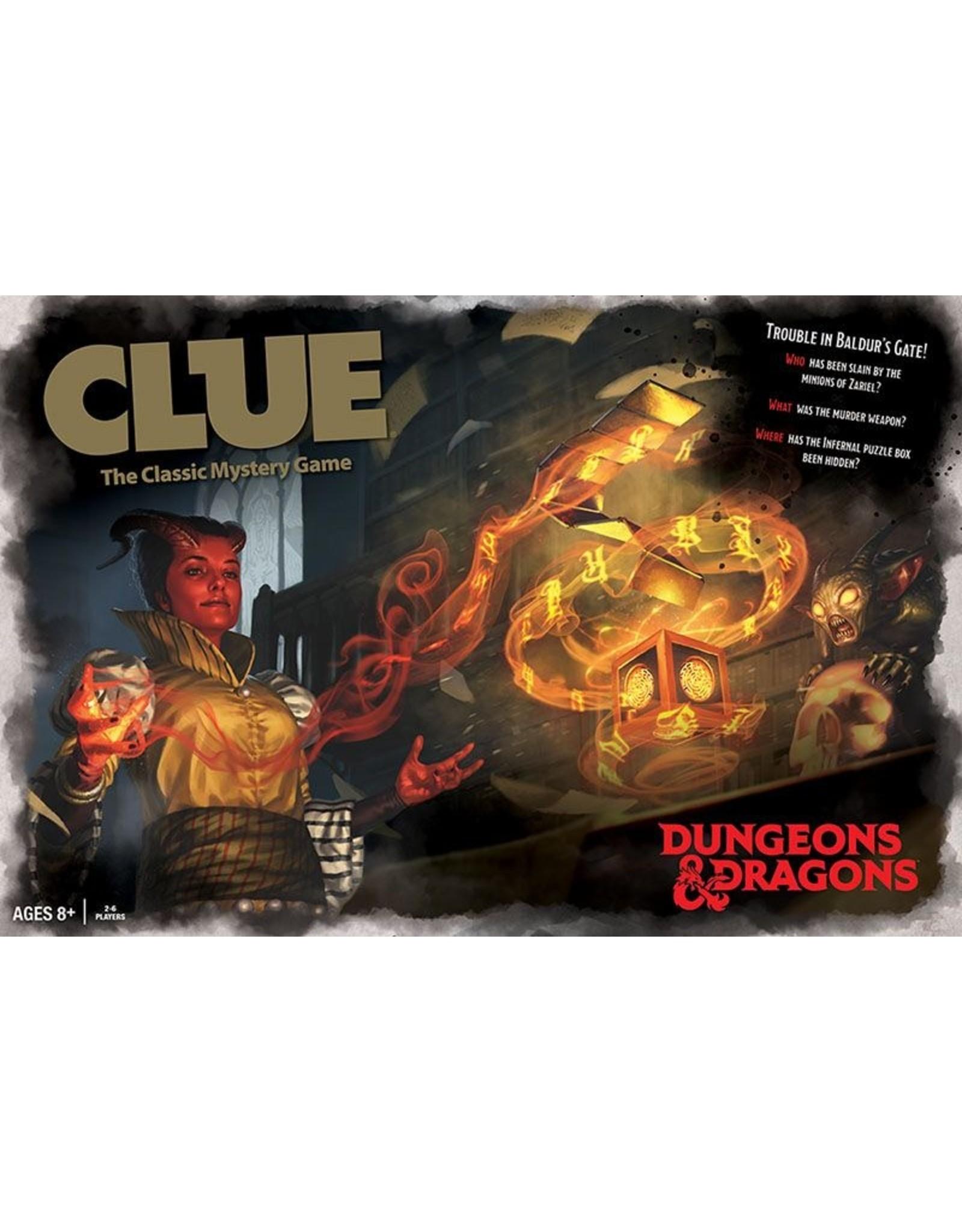 Clue: D&D Edition